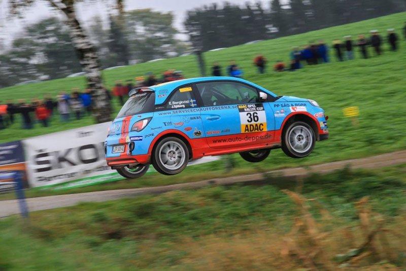 Opel Adam Bergkvist