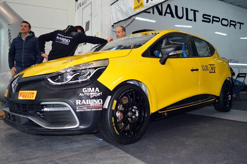 Clio R3T-Gimasport