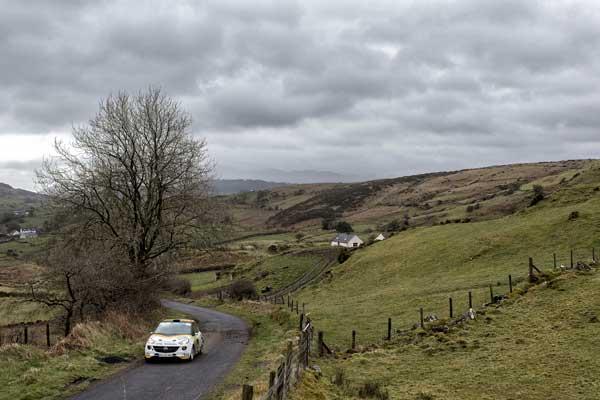 Bergkvist - Circuit of Ireland