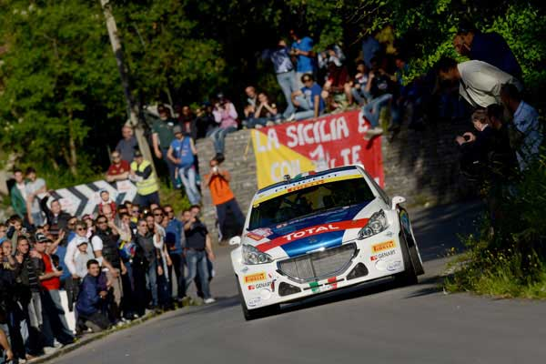 Andreucci - Targa Florio 2014
