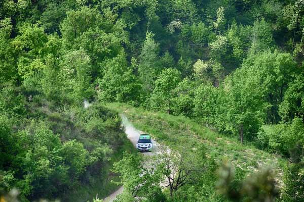 Scandola & D'Amore - Rally Adriatico 2015