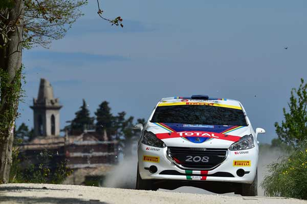 Tassone & Michi - Rally Adriatico 2015