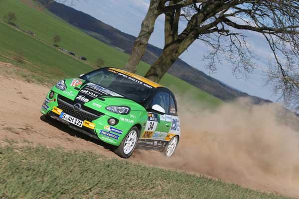 Tannert Thielen - ADAC Opel Rallye Cup