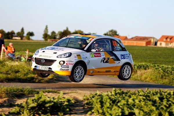 Marijan Griebel - Ypres Rally 2014