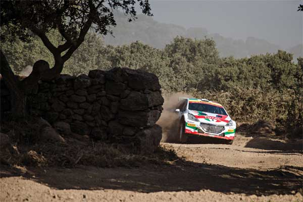 Ucci Ussi - Rally Italia Sardegna 2015