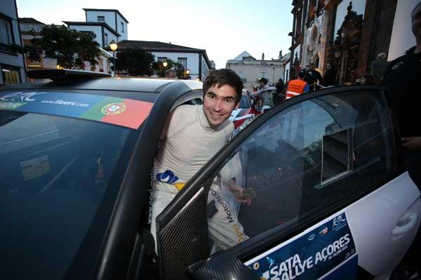Griebel - SATA Rallye Açores 2015