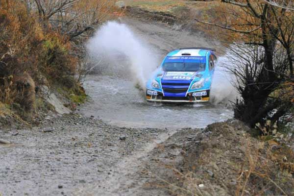 David Nalbandian - Tango Rally Team