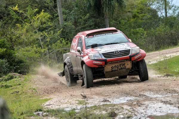 Alvarez - South Racing - Desafio Guarani 2015