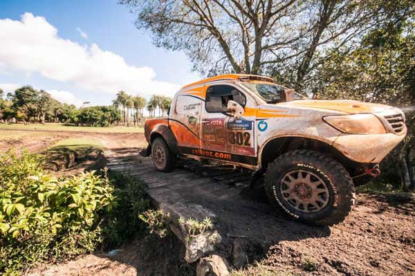 Jerie -South Racing - Desafio Guarani 2015