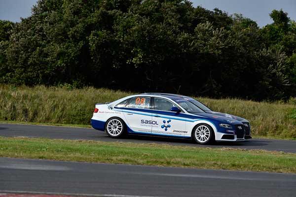 Hennie Groenewald - Sasol Racing