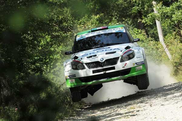 Umberto Scandola - Rally San Marino 14