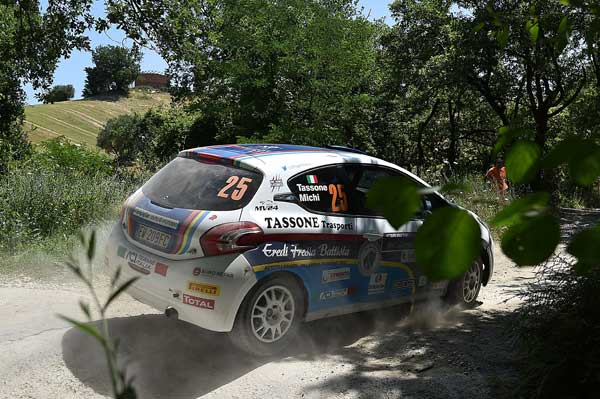Michele Tassone - Rally San Marino