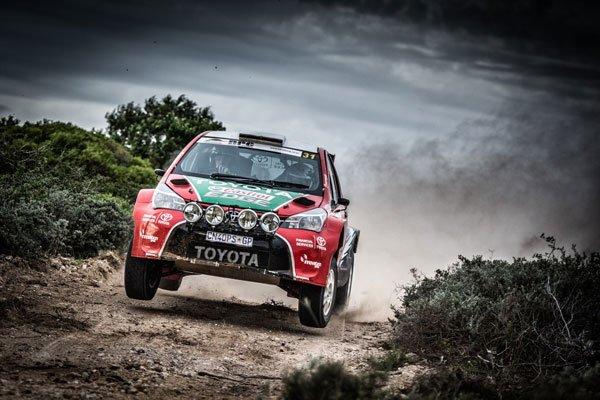 De Villiers Swan - Castrol Team Toyota