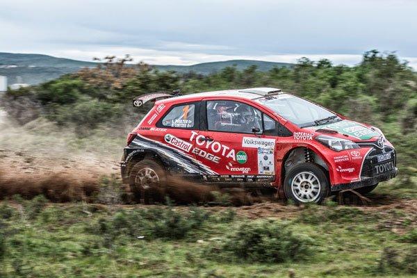 Poulter Coetzee - Castrol Team Toyota
