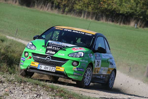 Tannert Thielen - ADAC 3-Städte Rallye
