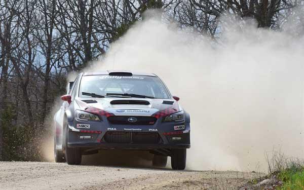 Pastrana - Subaru Rally Team USA