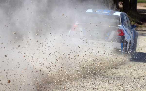 Higgins - Subaru Rally Team USA