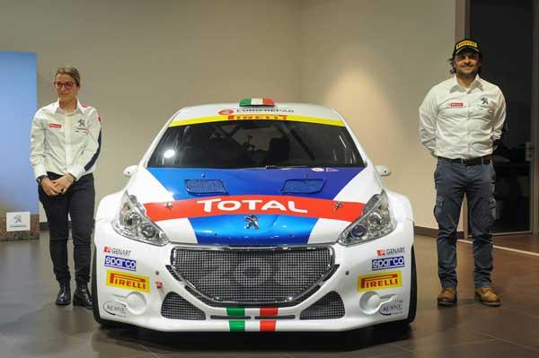 Ucci Ussi - Peugeot 208 2016