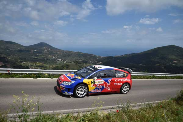 Pedersoli - Rally Elba 2016