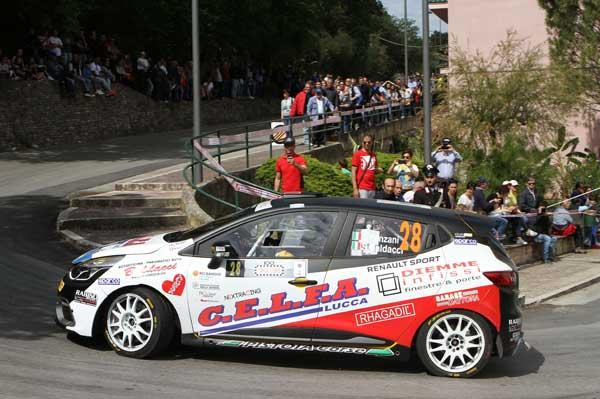 Luca Panzani - Trofeo Clio R3T