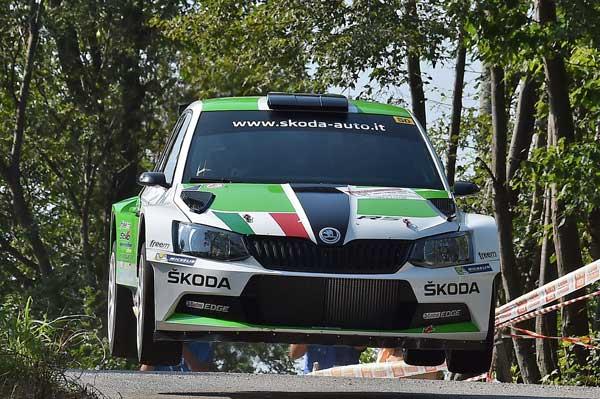 Scandola - Rally Friuli Venezia Giulia 2015