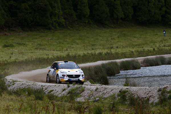 Chris Ingram Opel Adam R2