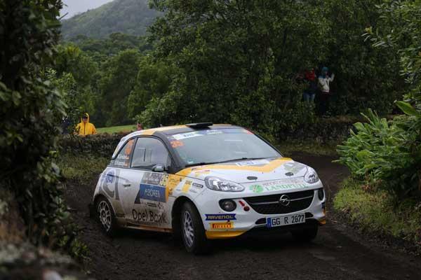 Griebel Rallye Opel Adam R2
