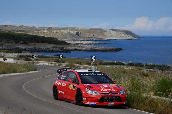 Pedersoli Citroen C4 WRC