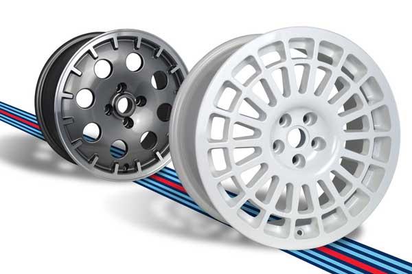Lancia Delta Martini wheels