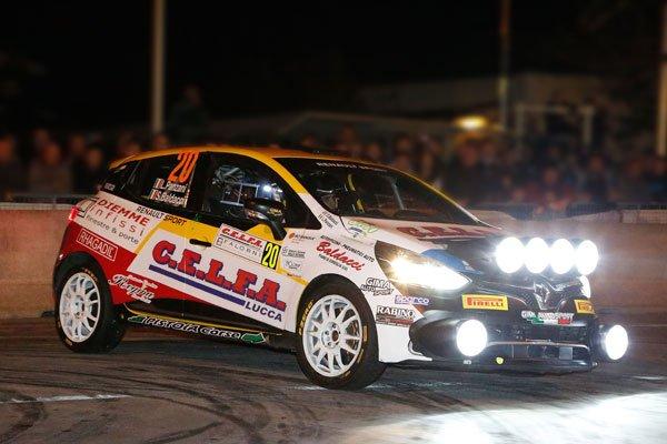 Panzani Clio R3T