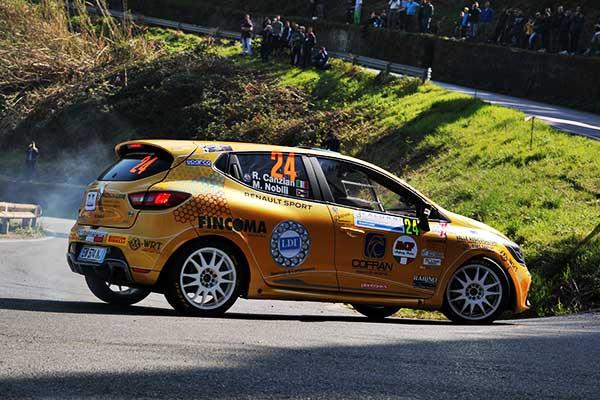 Riccardo Canzian Renault Twingo
