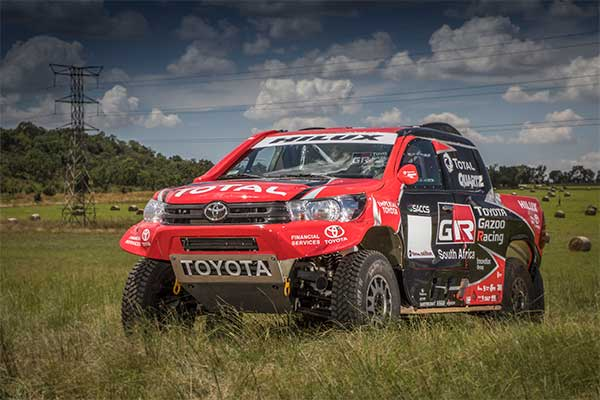 Toyota South Africa Cross Country 2017