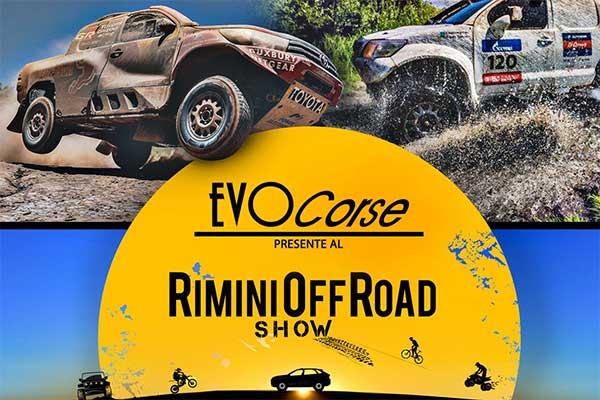 EVO Corse è presente al Rimini Off Road