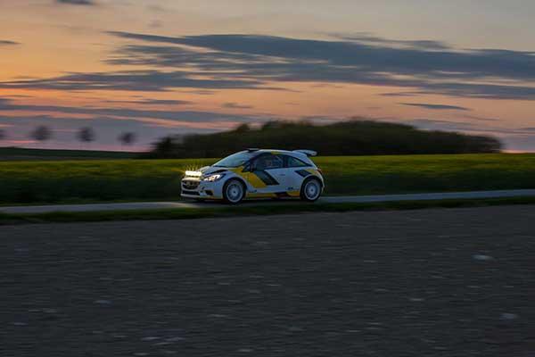 Holzer Opel Corsa R5 Concept