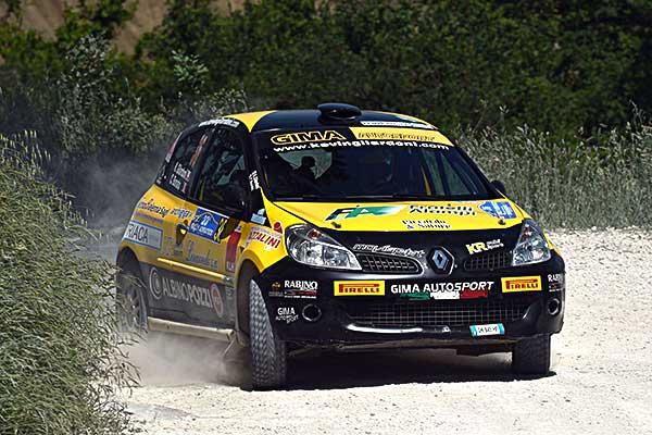 Yellow Renault