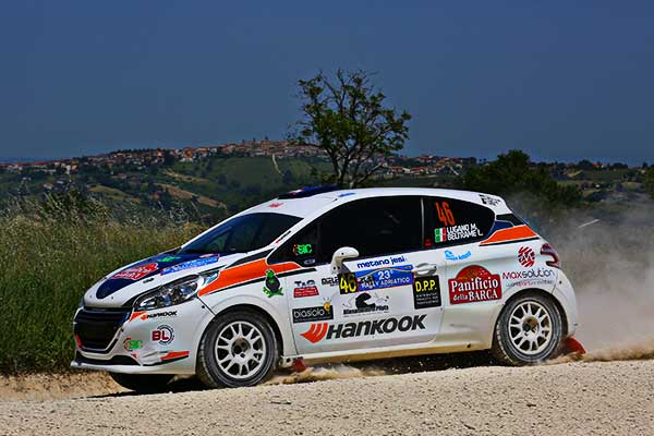 Peugeot with sanremoCorse 15