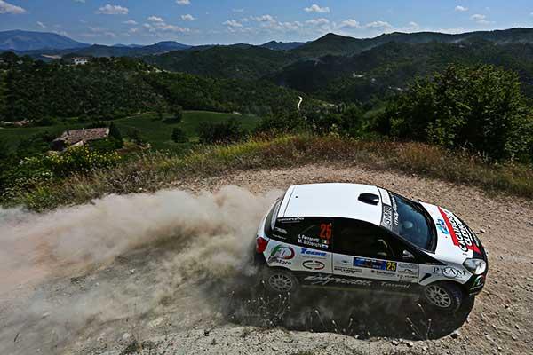 Ferrarotti San Marino Rally 2017