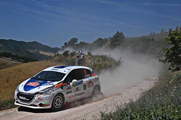 Lugano San Marino Rally 2017