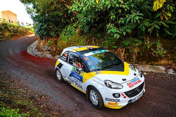 Ingram at Rally Roma di Capitale | EVO Corse Racing Wheels