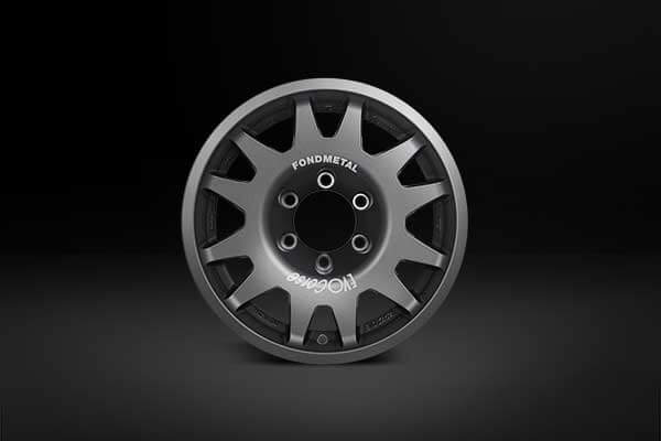 DakarZero 8Jx16 is the new wheel by EVO Corse