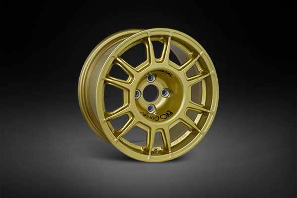 OlympiaCorse wheel for gravel rally