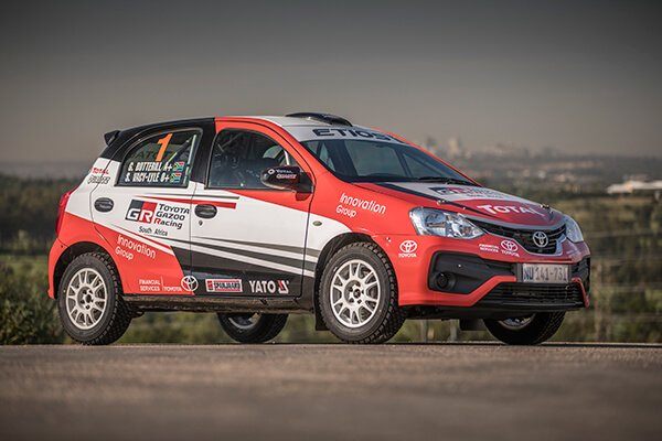 Toyota Etios - Gazoo Racing SA