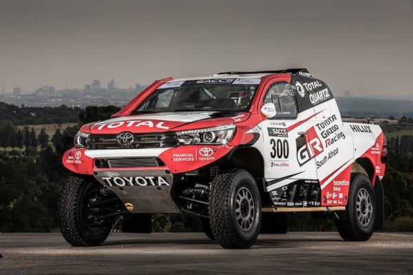 Toyota Hilux - Gazoo Racing SA