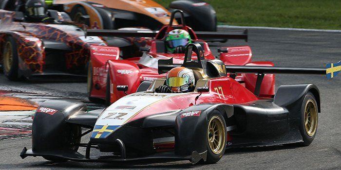 Evo Corse Is The Official Supplier Of The Italian Sport Prototype Championship Evo Corse