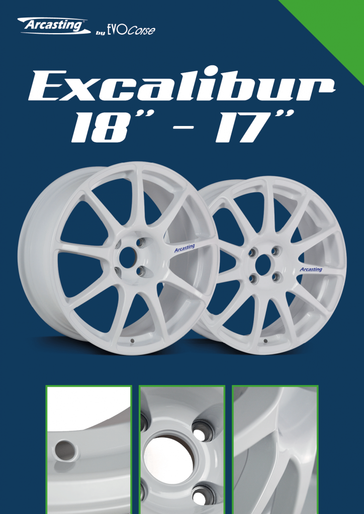 Excalibur brochure in italiano