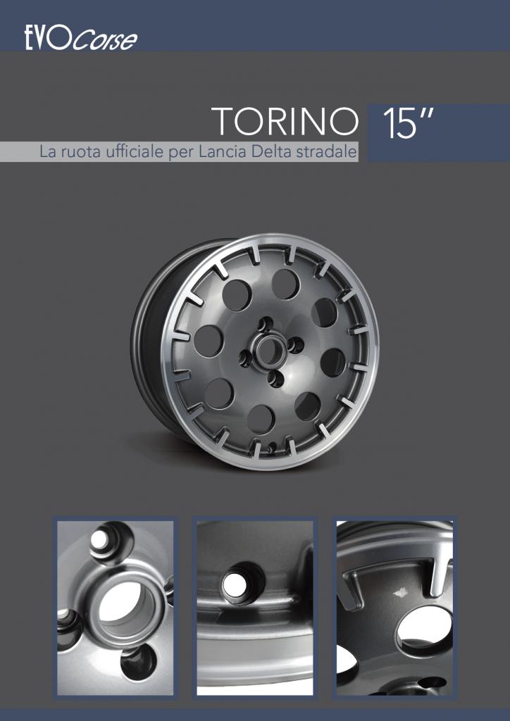 Torino brochure in italiano