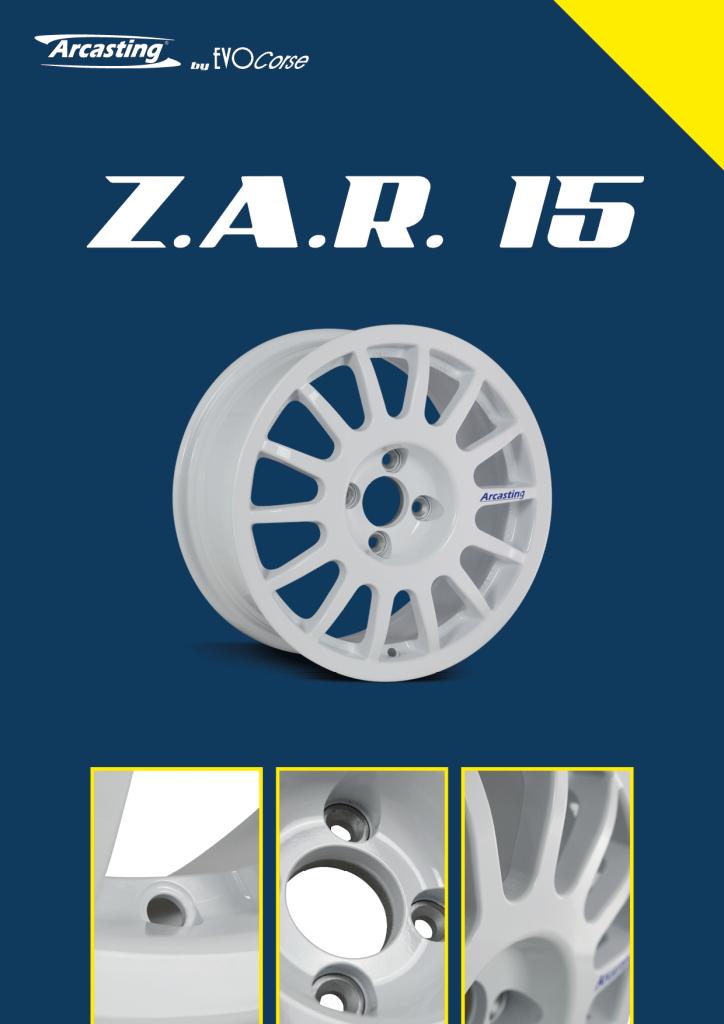 ZAR15 brochure in italiano