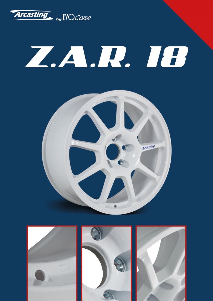 ZAR18 brochure in italiano