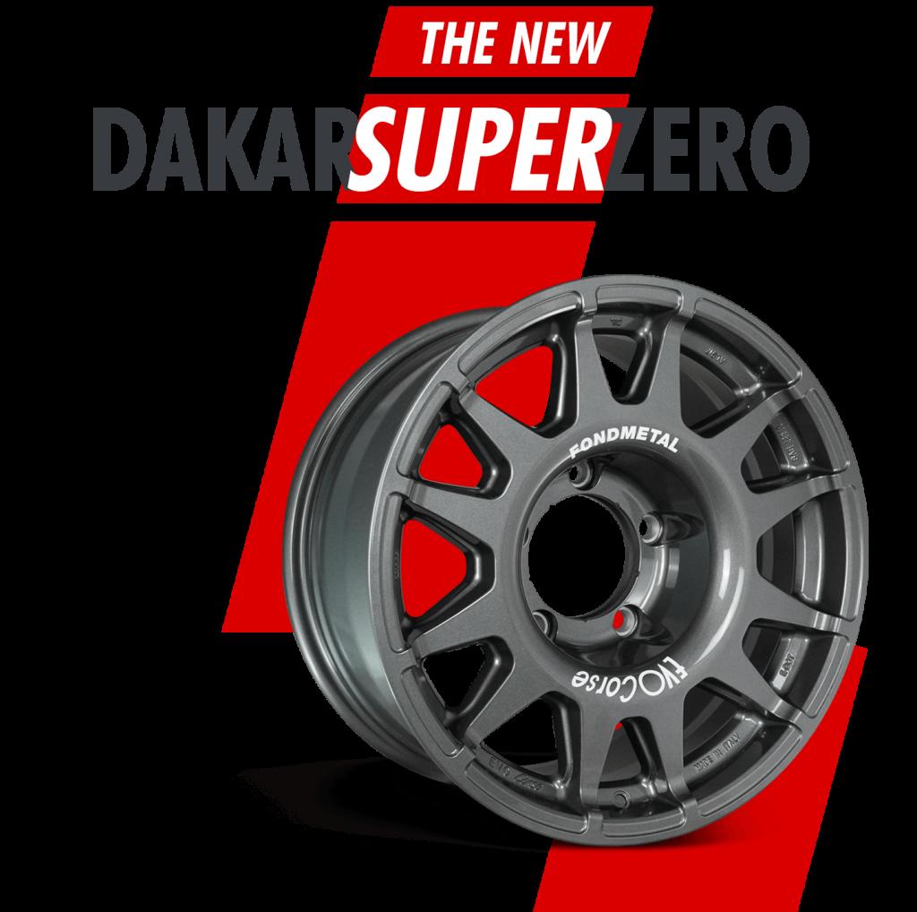 The New DakarSuperZero 17 - News
