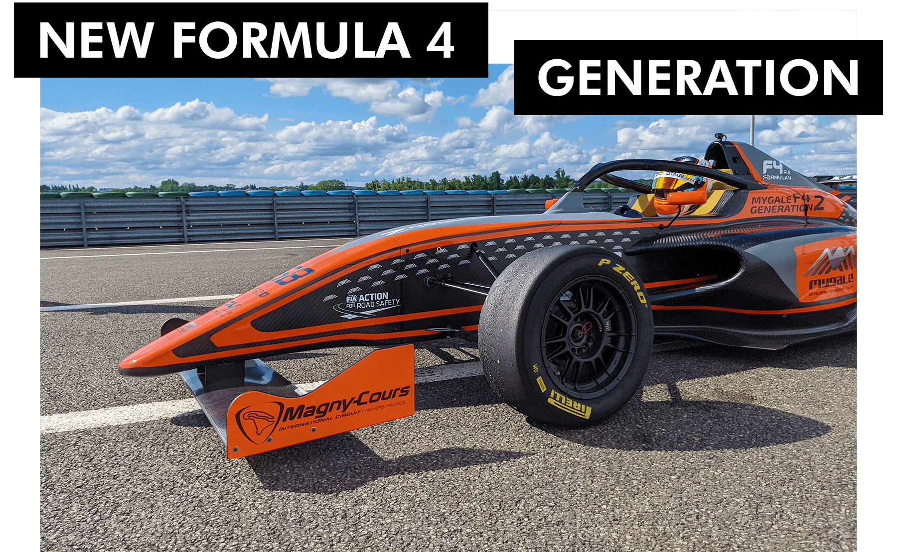 New Formula 4 Generation